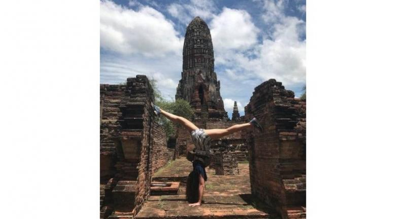 Photo from Ayutthaya Historical Park Facebook page