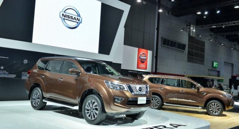 Nissan Terra PPV