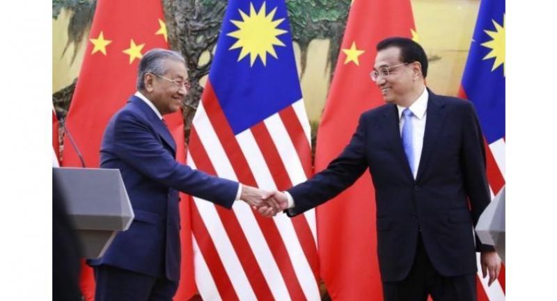 Li Keqiang: China to import more from Malaysia