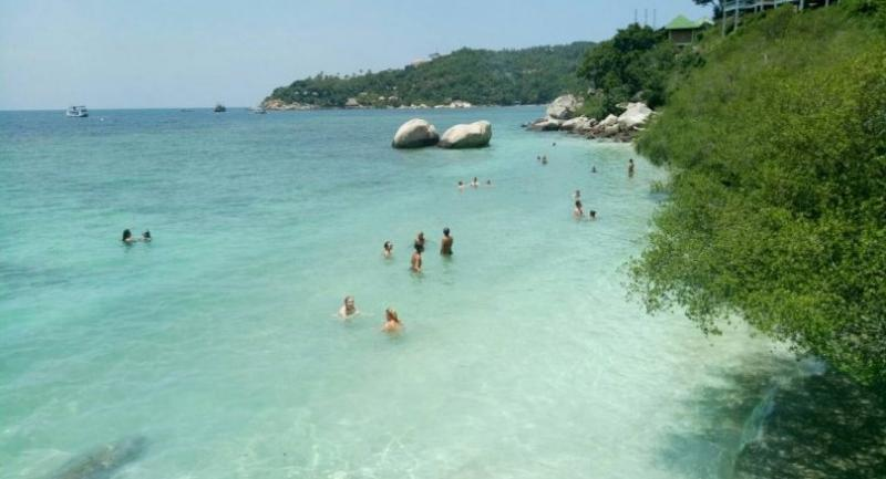 File photo : Koh Tao