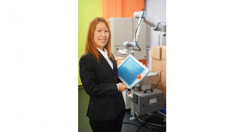 Shermine Gotfredsen, General Manager at Universal Robots, SEA