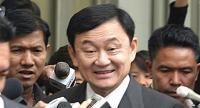 File photo: Thaksin Shinawatra