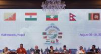 Leaders from the seven-nation regional grouping emphasized the importance of exploring multiple avenues of connectivity, ranging from physical to digital platforms in Kathmandu summit on Thursday./AFP