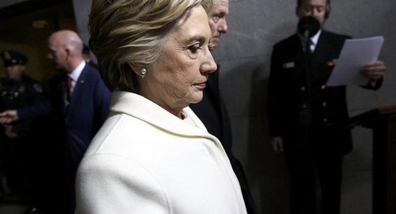 US formerSecretary of State Hillary Clinton. [Photo/VCG]