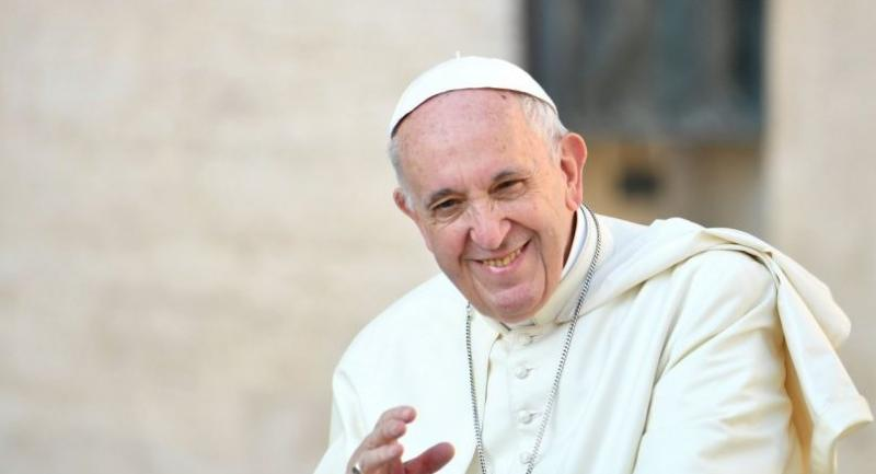 File photo : Pope Francis//AFP