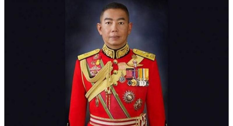 Newly-appointed Army chief Gen Apirach Kongsompong