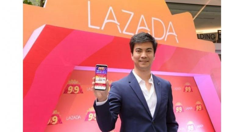James Dong, chief executive of Lazada Thailand