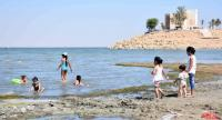 In the 1980s, Iraq's Lake Habbaniyah was a tourist hotspot. Today, it's a shadow of its former glory, the victim of neglect since the 2003 USled invasion. /AFP