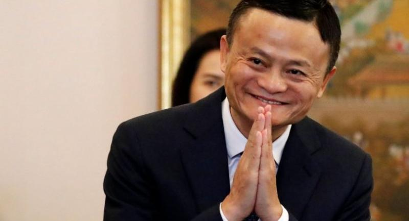 File photo : Jack Ma//AFP
