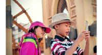 More Asian travellers are taking trips with the family. — Agoda