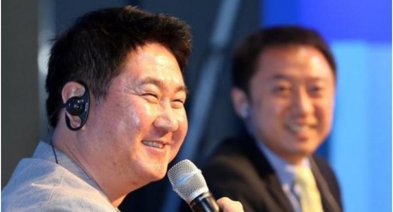 Upbit CEO Lee Sir-goo (Yonhap)