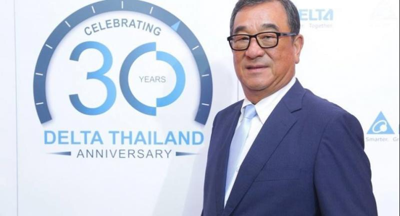 Delta president Hsieh Shen-yen