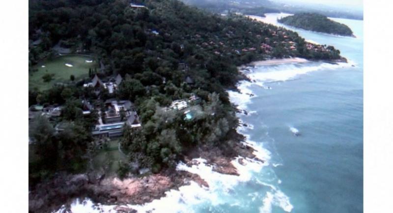 File photo: Phuket's Sirinat National Park