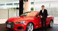 Grisnagorn Sawettanan, chief executive of Audi Thailand.