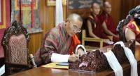 File photo : Tshering Tobgay//Facebook's photo