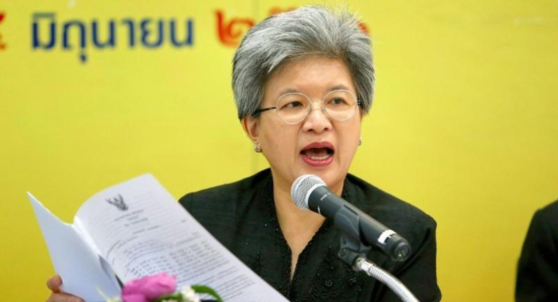 File photo: Legal Execution Department director-general Ruenvadee Suwanmongkol