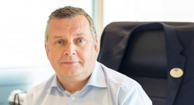 Mike Wanliss, new managing director of Boots Retail (Thailand) Ltd