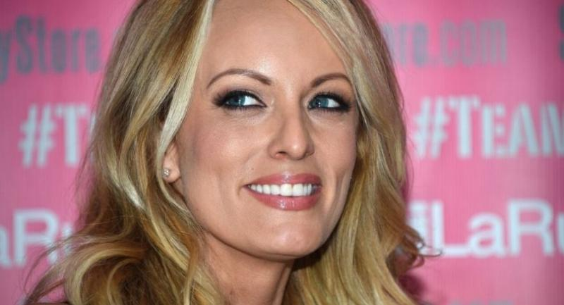File photo : Stormy Daniels//AFP