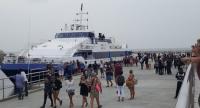 File photo: Pattaya-Hua Hin ferry
