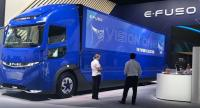 FUSO Vision One: A prototype for the electric Heavy Duty truck.
