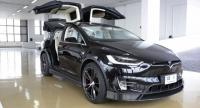 As Thailand begins embracing electric vehicles, this pricey Tesla X SUV with Falcon Wing doors is a sought-after |100-per-cent EV among the rich.