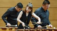 Ju Percussion Group from Taipei took the audience on a memorable journey. /Photo:International Cultural Promotions