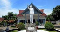 Gebang Palace, the former residence of Sukarno in Blitar, East Java. (Shutterstock/File)