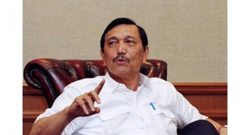 Coordinating Maritime Affairs Minister Luhut Pandjaitan. (tempo.co/File)