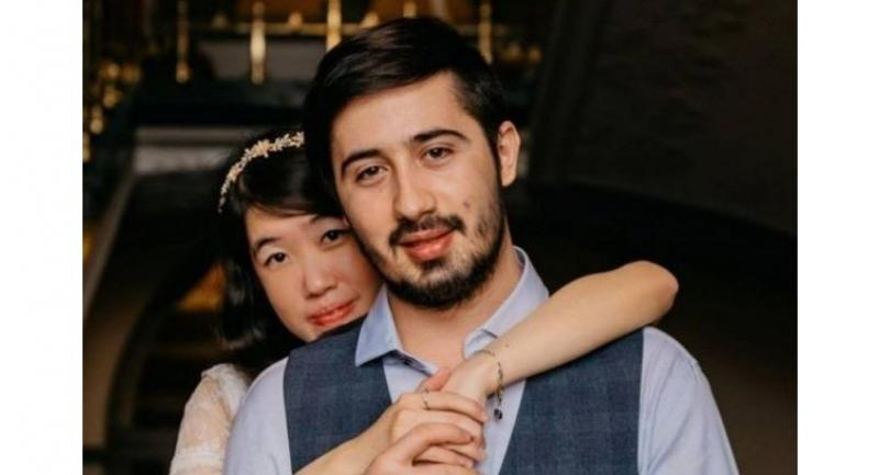 Cheryl Yap Lay Leng and Alexandru Donea had been in a longdistance relationship for more than two years before meeting for the first time in February 2016.//PHOTO: FACEBOOK/CHERYL YAP LAYLENG