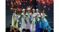 Miss World Philippines Katarina Rodriguez (third from left).