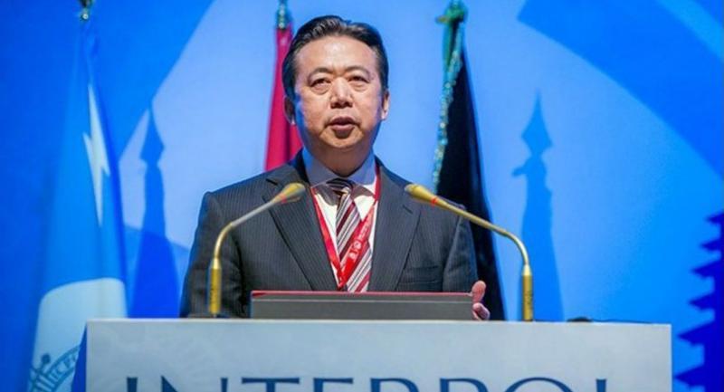 File photo : Meng Hongwei//EPA-EFE