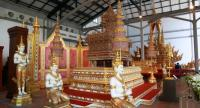 """Culture Ministry hosts the """"His Majesty will live in our hearts eternally"""" exhibition at Bangkok's National Museum from October 25 to November 2 Photo courtesy of Culture Ministry"""
