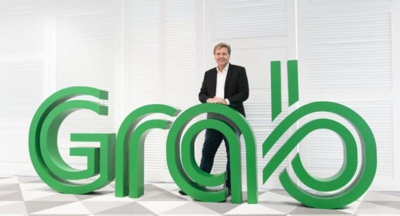 Mark Porter, Grab's chief technology officer for transport
