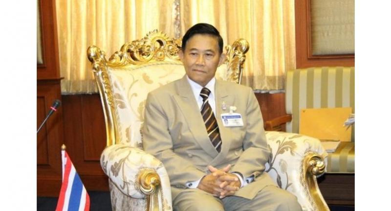 File photo: ACM Narongsak Sangkhapong