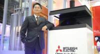 Munehisa Okamoto, the Managing Director of Mitsubishi Elevator (Thailand)