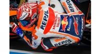 Marquez equals King of the Island Casey Stoner's five poles in a row.