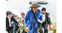 Her Royal Highness Princess Maha Chakri Sirindhorn of the Kingdom of Thailand during her visit to Kampong Ayer.