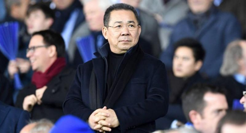 File photo: Vichai Srivaddhanaprabha // AFP PHOTO