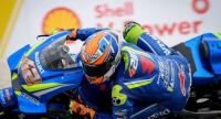 Suzuki topped Friday in Australia and they did the same at Sepang/