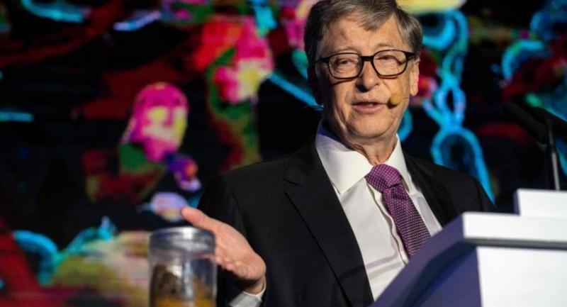 Image result for bill gates wuhan