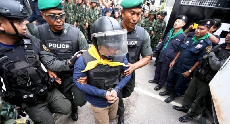 "File photo: Surifath ""Bang Fath"" Bannopwongsakul"