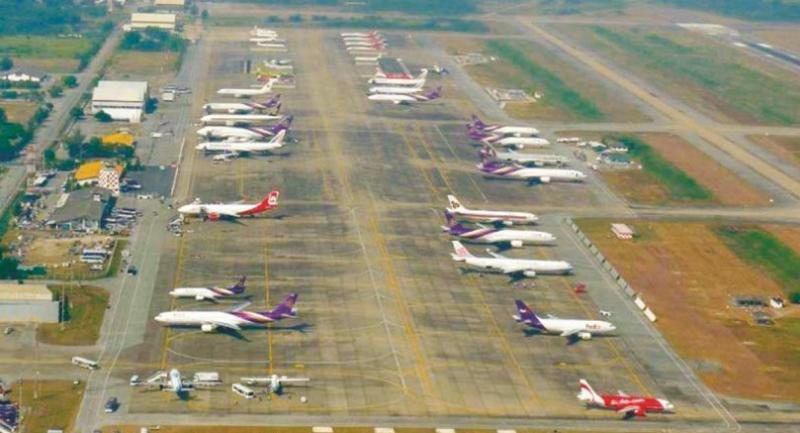 File photo: U-Tapao International Airport
