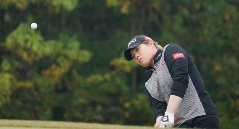 Ariya Jutanugarn (Photo credit to LPGA)