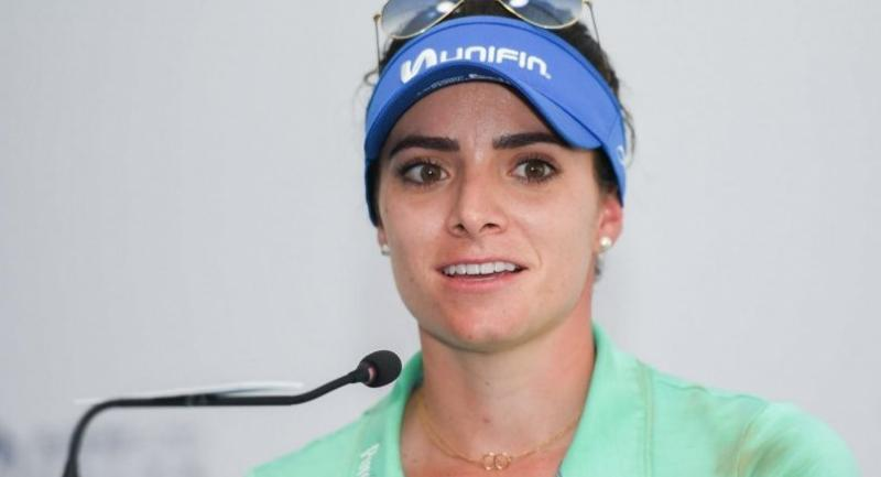 Gaby Lopez (Photo credit to LPGA)