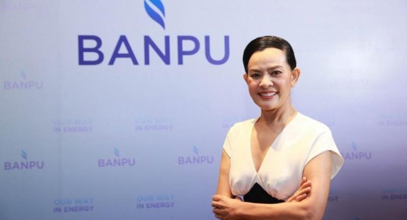 Somruedee Chaimongkol, chief executive officer of Banpu Public Co Ltd