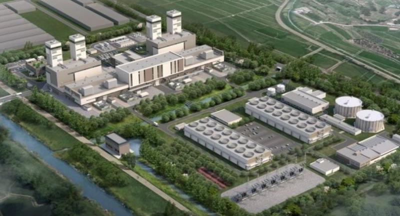 The Paju Power Plant