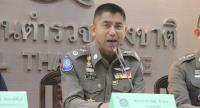 File photo: Acting immigration police head Maj-Gen Surachate Hakpal