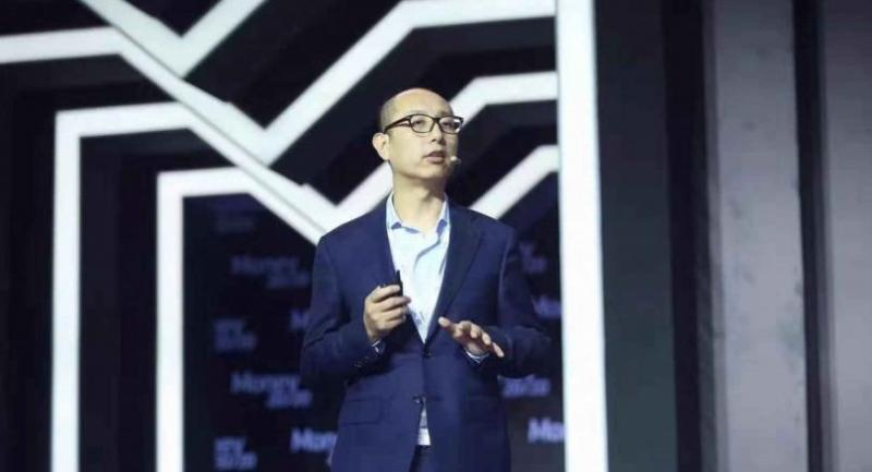 Royal Chen, vice president of financial technology for Tencent