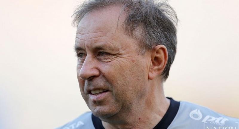 Thailand coach Milovan Rajevac