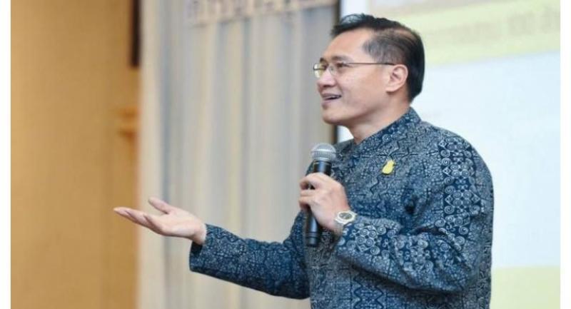 Tourism and Sports Minister Weerasak Kowsurat